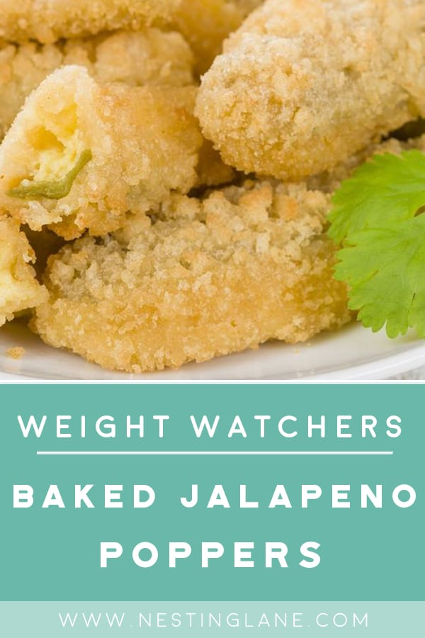 Weight Watchers Baked Jalapeno Poppers