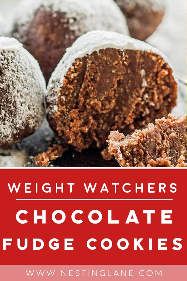 Weight Watchers Chocolate Fudge Cookies