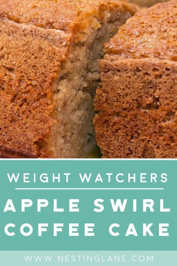 Weight Watchers Apple Coffee Cake