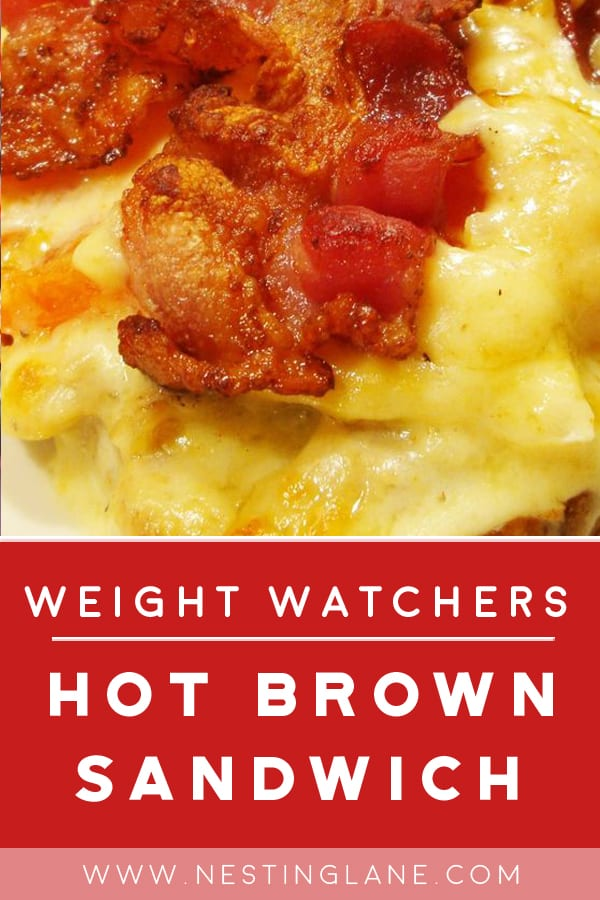 Kentucky Hot Brown Sandwich