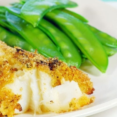 Weight Watchers Oven Fried Fish