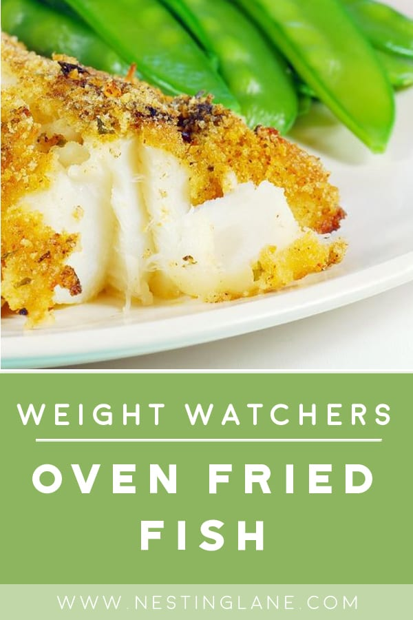 Weight Watchers Oven Fish Fry