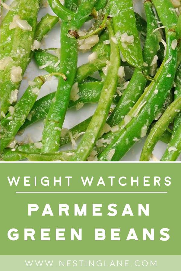 Weight Watchers Parmesan Green Beans