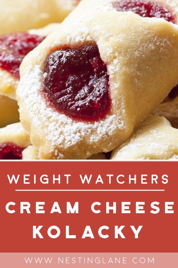 Weight Watchers Cream Cheese Kolacky