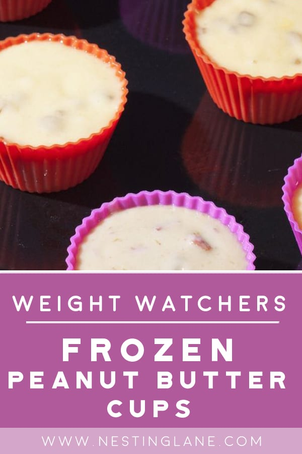 Weight Watchers Frozen Peanut Butter Cups