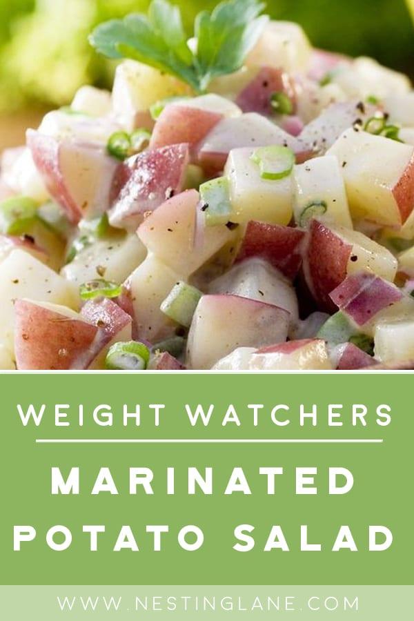 Weight Watchers Marinated New Potato Salad