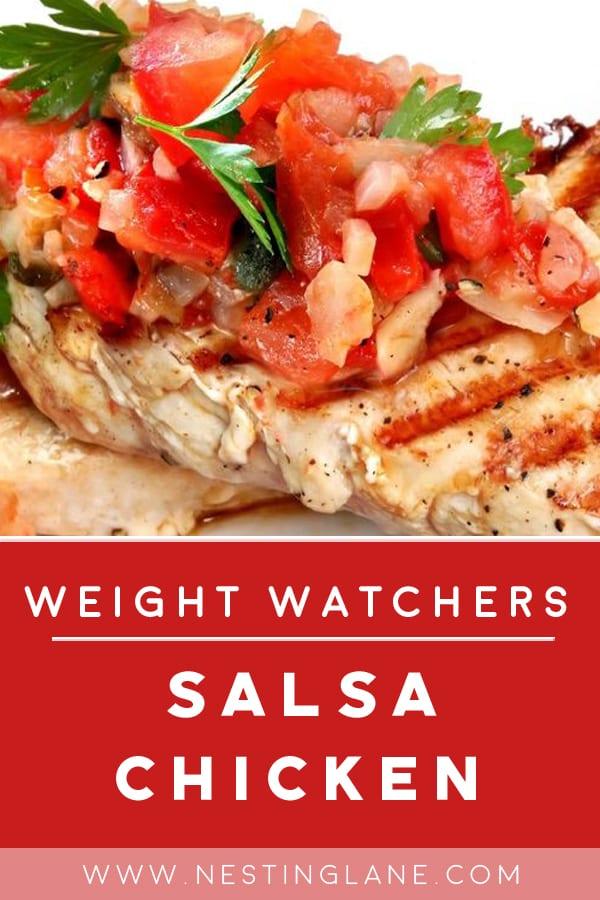 Weight Watchers Salsa Chicken Recipe