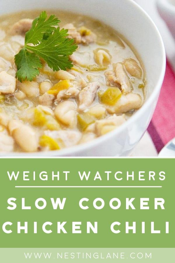 Weight Watchers Crock Pot White Chili