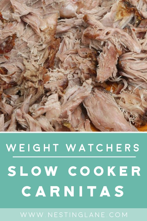 Weight Watchers Slow Cooker Carnitas