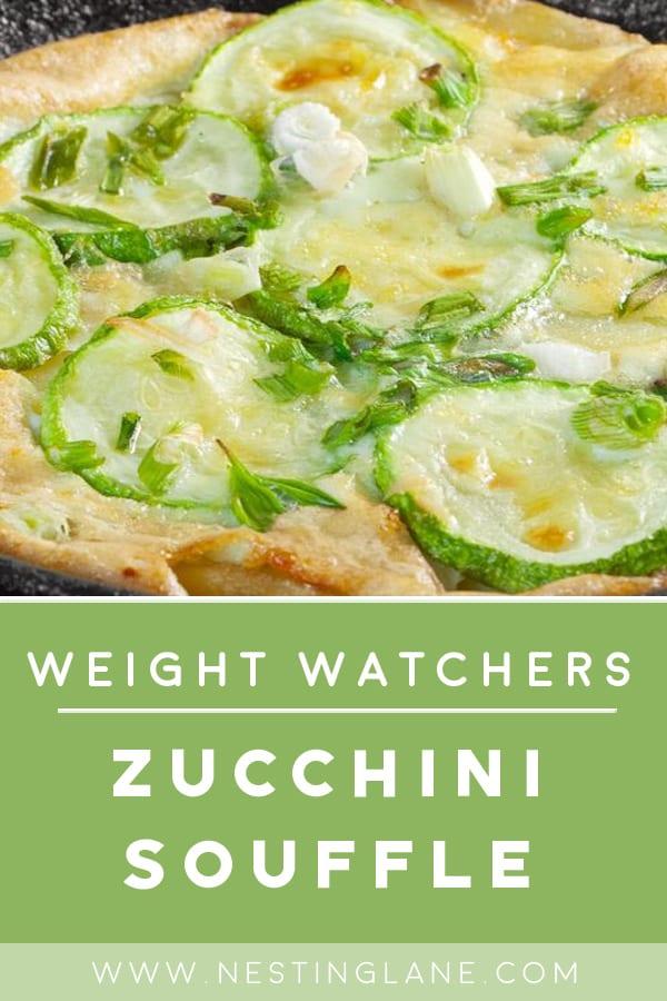 Weight Watchers Vegetarian Zucchini Souffle