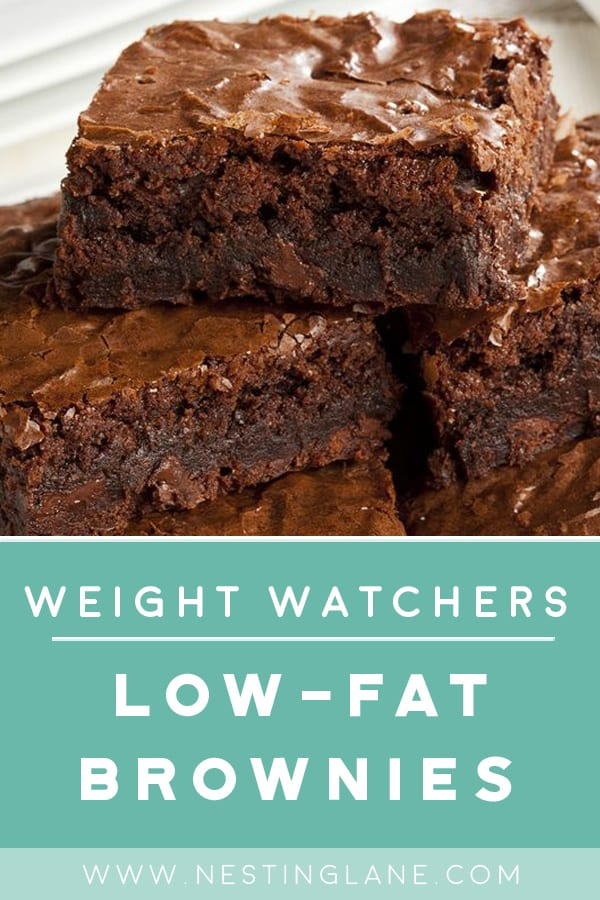 Weight Watchers Low-fat Brownies