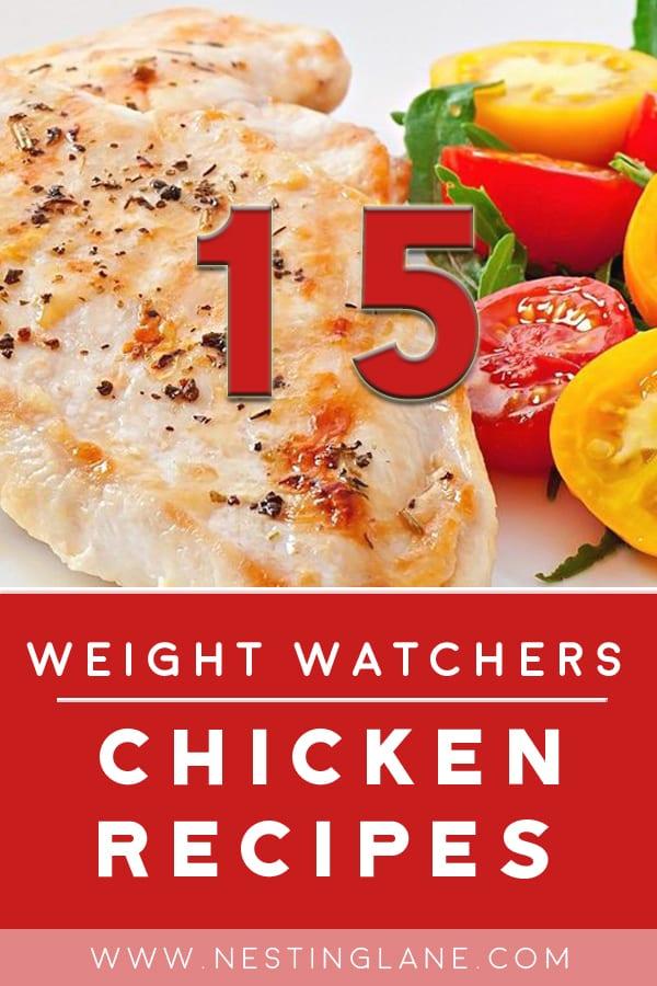 15 Weight Watchers Chicken Recipes