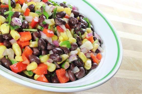 Weight Watchers Tex-Mex Chicken Salad