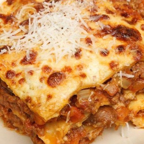 Weight Watchers Slow Cooker Lasagna