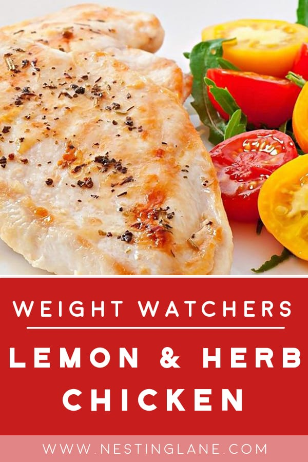 Weight Watchers Lemon and Herb Chicken