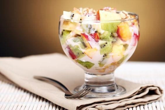 Weight Watchers Pudding Fruit Fluff Dessert
