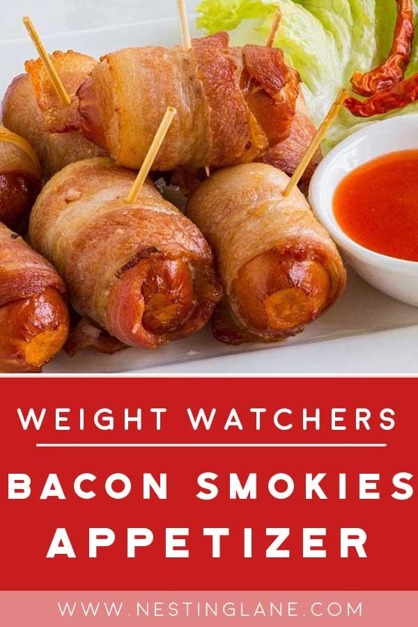 Weight Watchers Bacon Smokies Appetizer