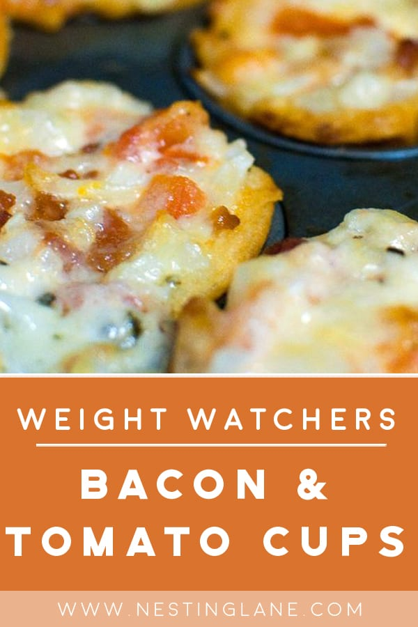 Weight Watchers Bacon Tomato Cups