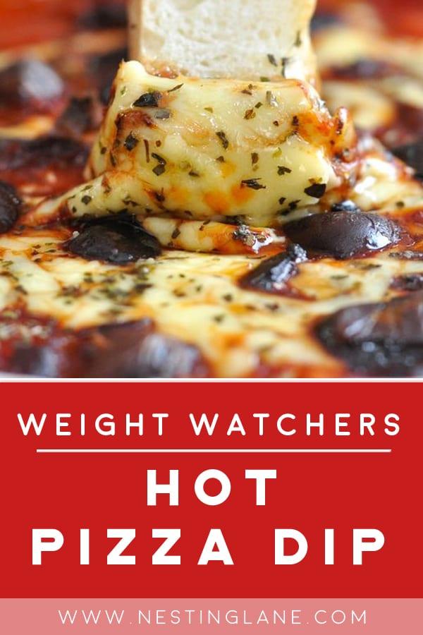 Weight Watchers Hot Pizza Dip