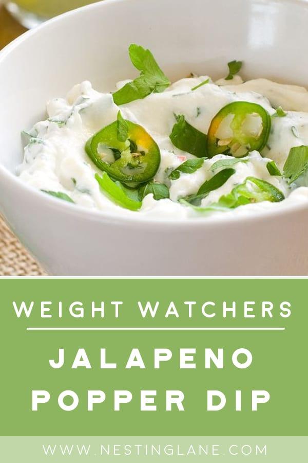 Weight Watchers Jalapeno Popper Dip
