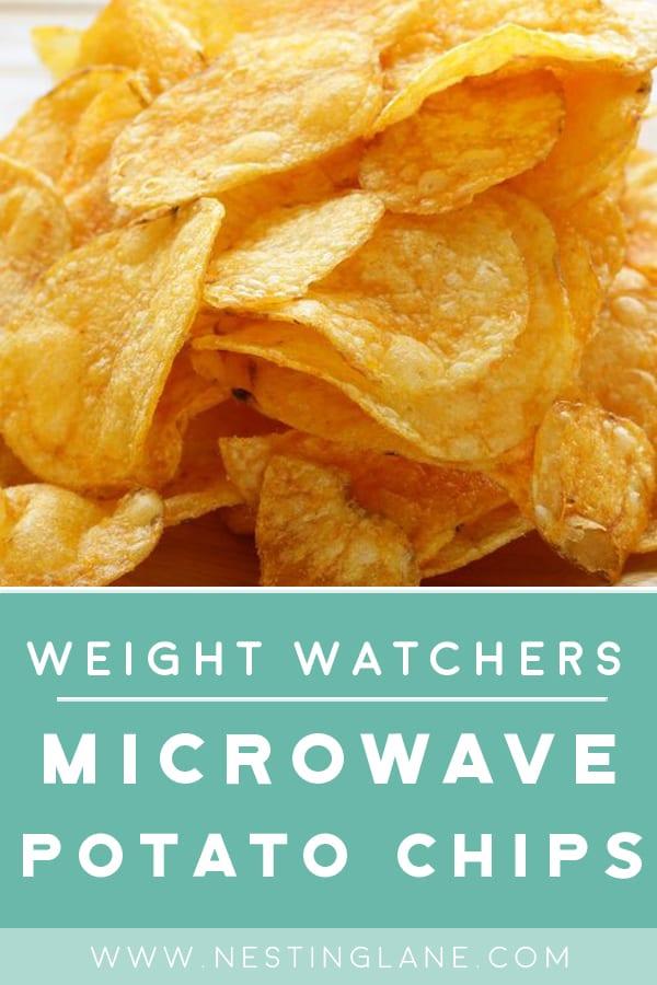 Weight Watchers Microwave Potato Chips