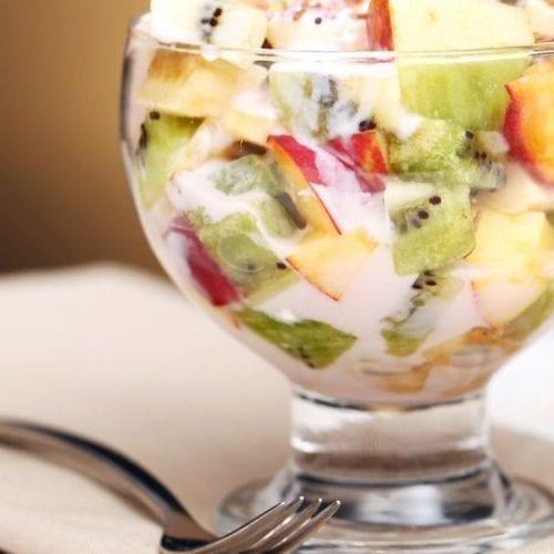 Weight Watchers Pudding Fruit Fluff