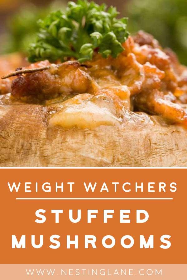 Weight Watchers Stuffed Mushrooms