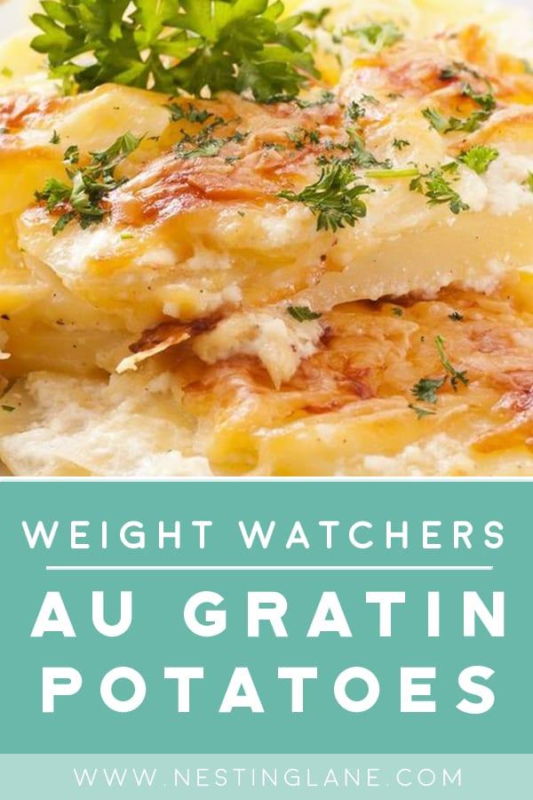 Weight Watchers Au Gratin Potatoes