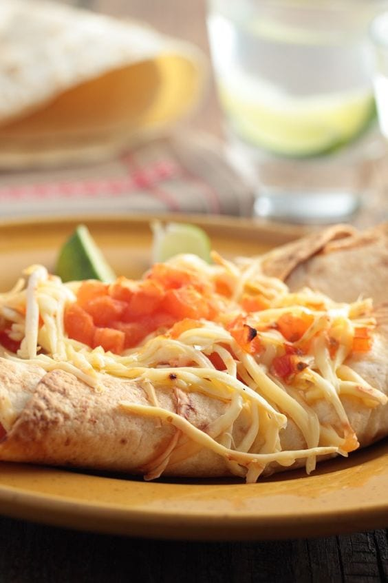 Weight Watchers Baked Tacos