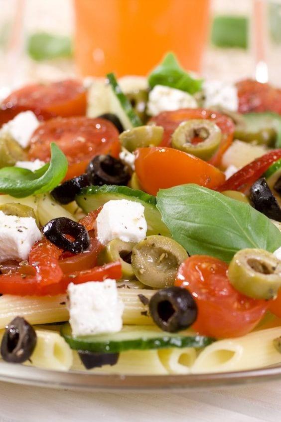Weight Watchers Greek Style Pasta