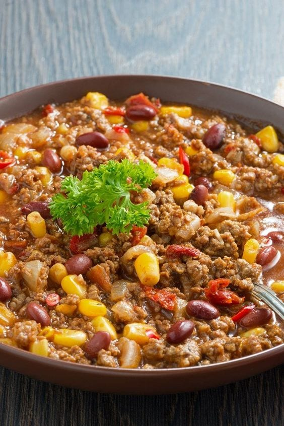 Weight Watchers Mexican Beef Skillet