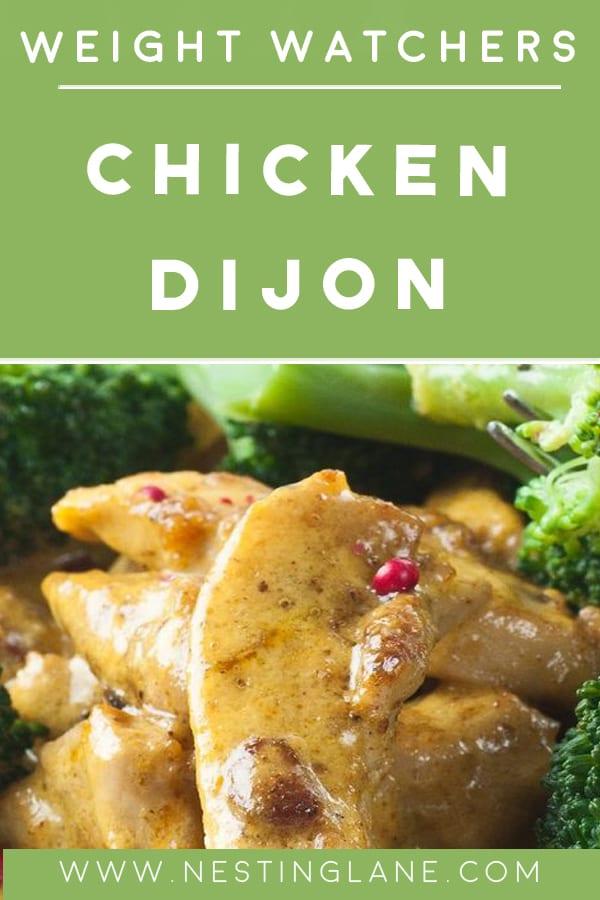 Weight Watchers Chicken Dijon