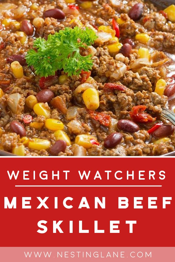 Mexican Beef Skillet