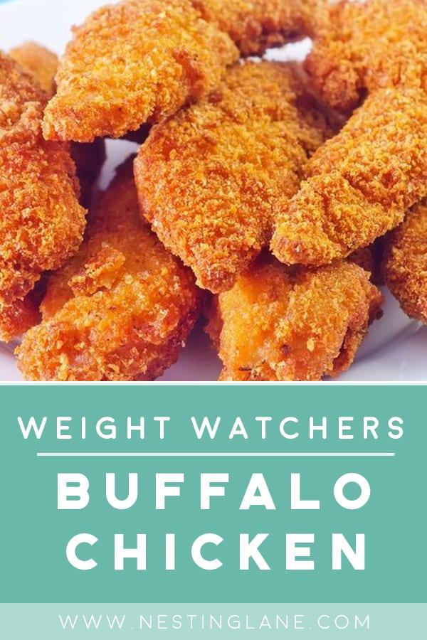 Easy Buffalo Chicken Tenders