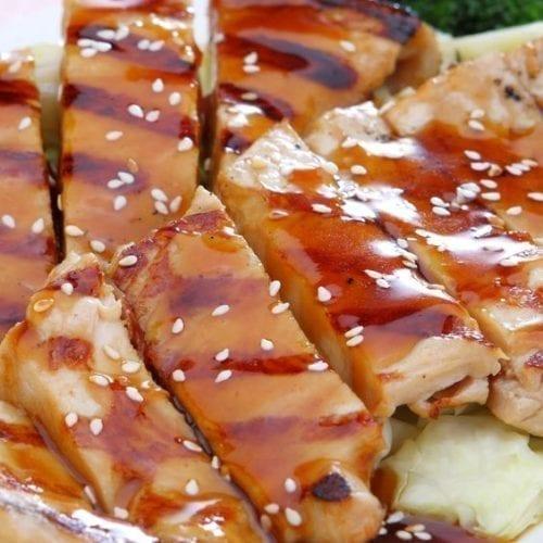 Weight Watchers Grilled Teriyaki Chicken
