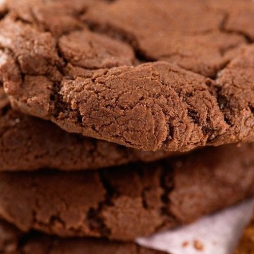 Weight Watchers Double Chocolate Cookies