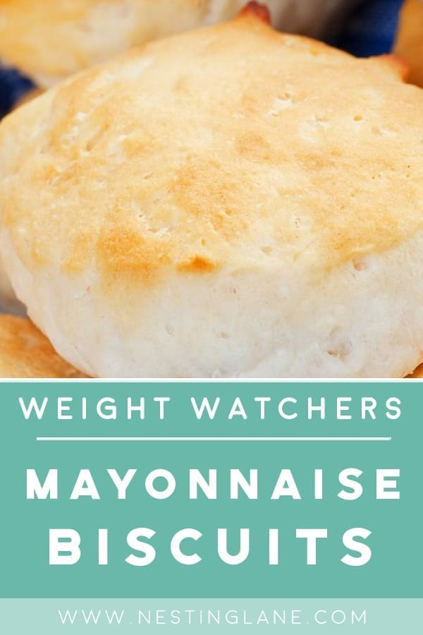 Weight Watchers Mayonnaise Biscuits