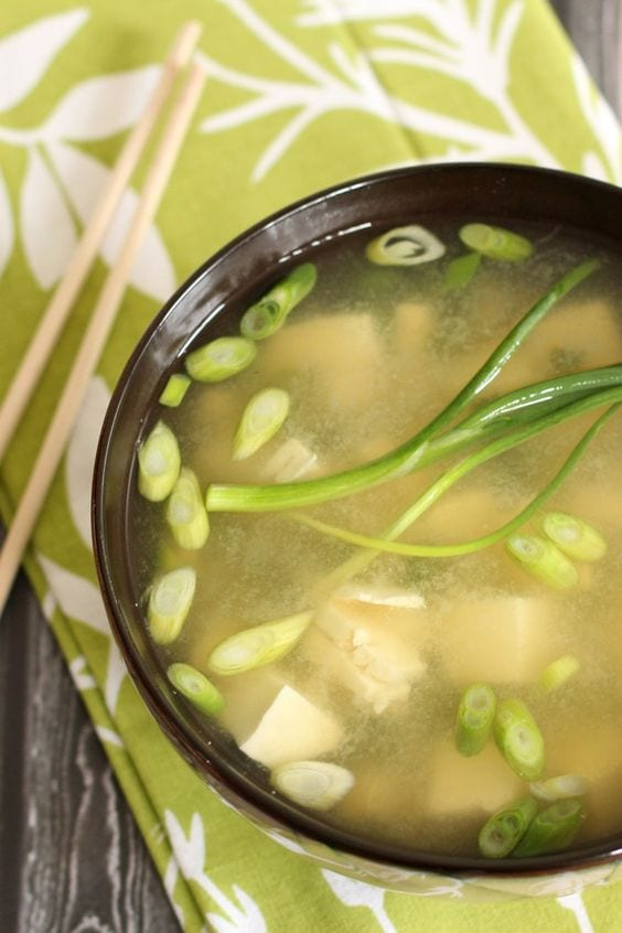 Weight Watchers Miso Soup