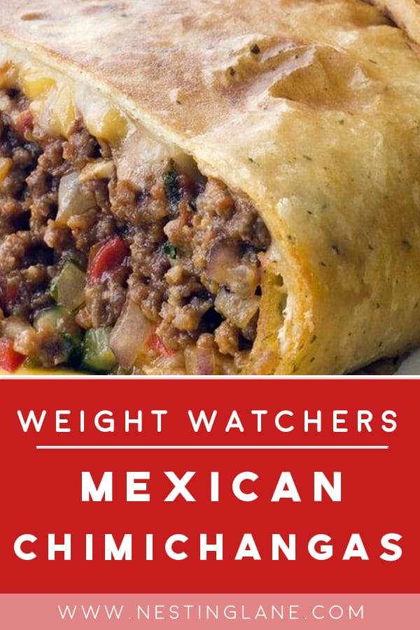 Mexican Chimichangas Recipe