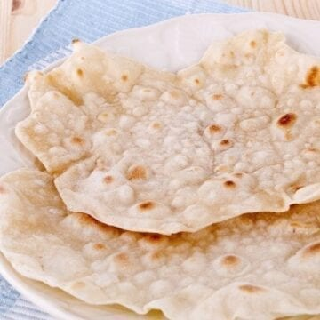 Weight Watchers Quick Chapati