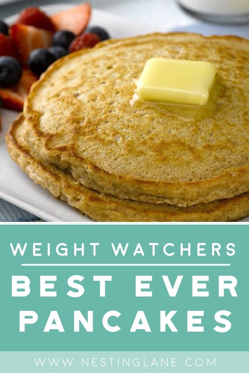 Weight Watchers Best Ever Pancakes