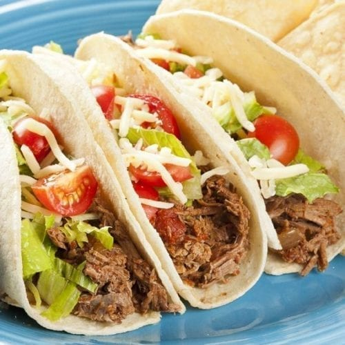 Weight Watchers Mexican Beef