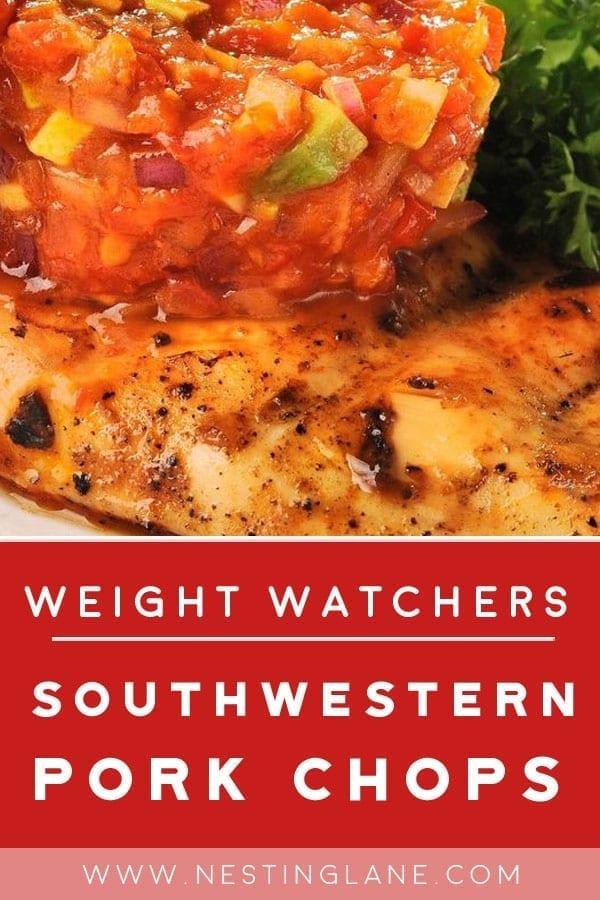 Southwestern Pork Chops