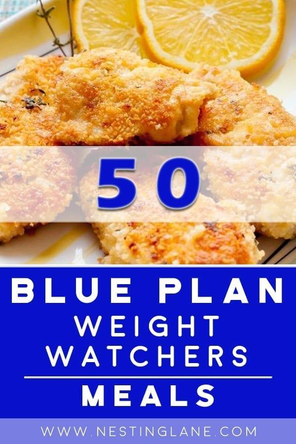 WW Blue Plan Recipes