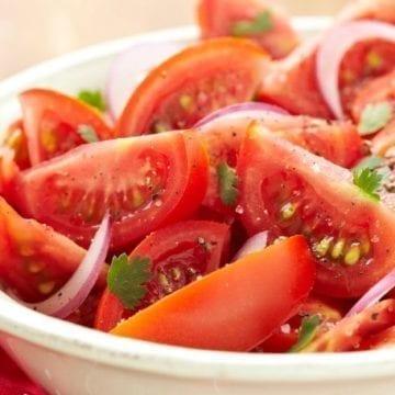 Weight Watchers Chilean Salad