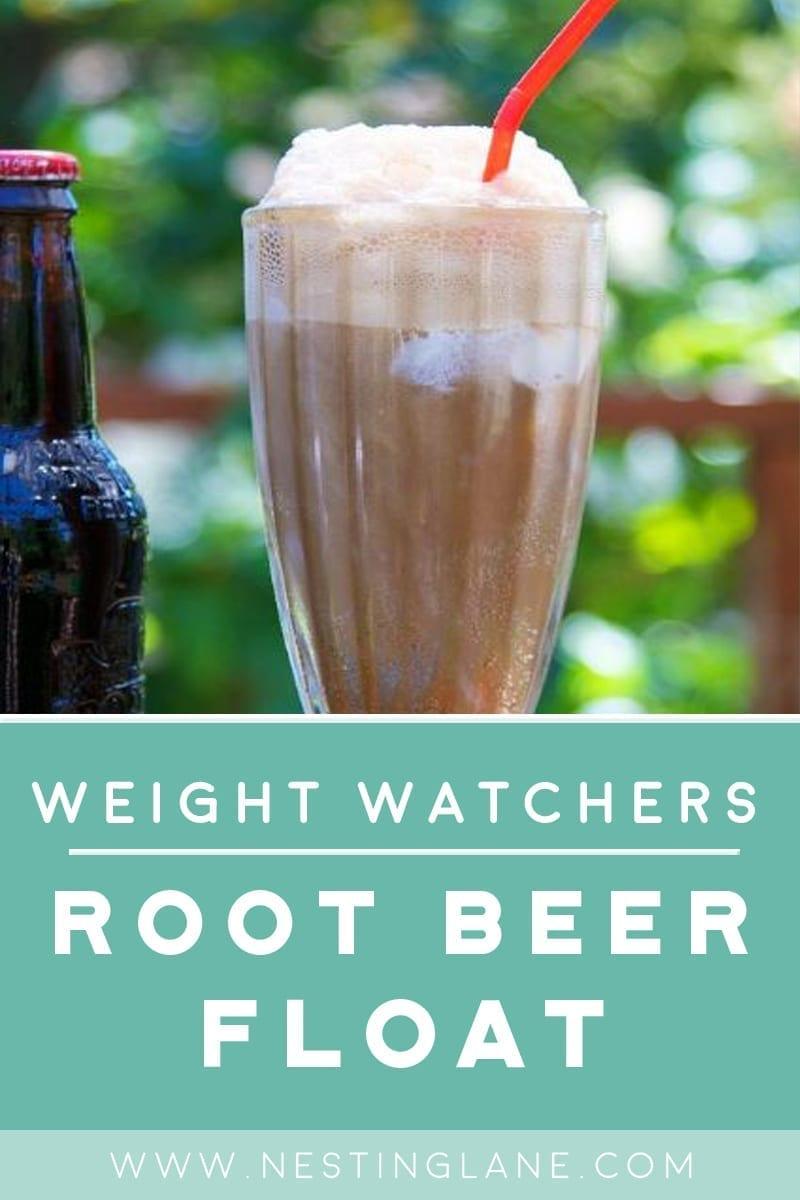 Weight Watchers Root Beer Float