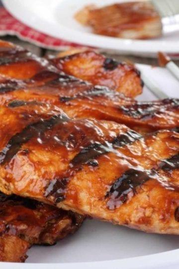 Weight Watchers Barbecue Chicken