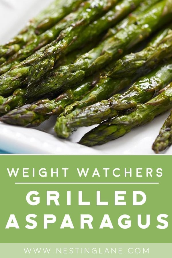 Weight Watchers Grilled Asparagus