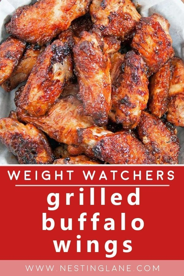 Weight Watchers Grilled Buffalo Wings