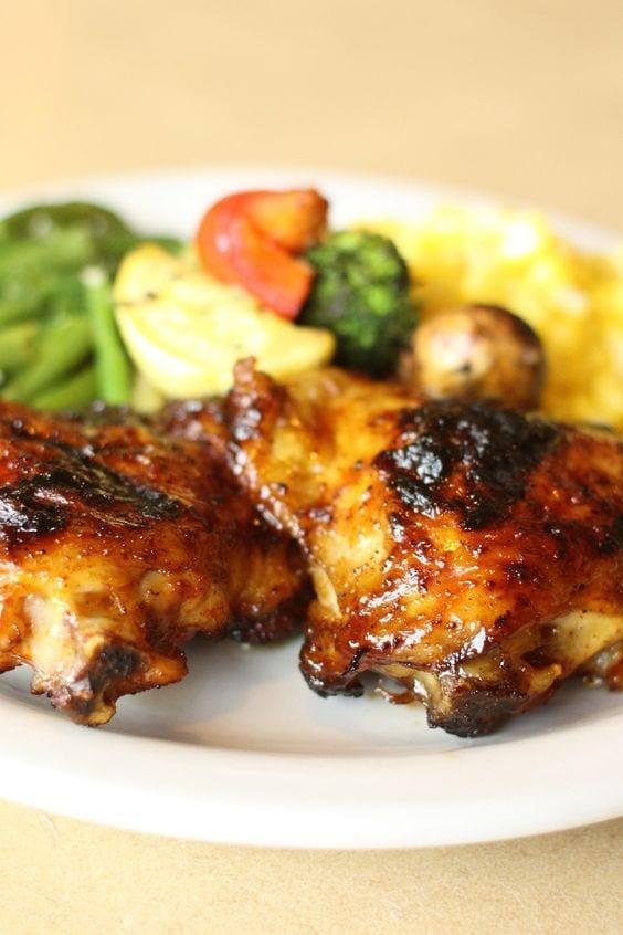 Weight Watchers Key West Chicken